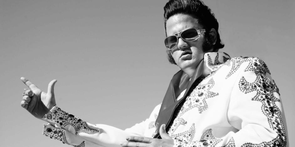 Elvis-Impersonator