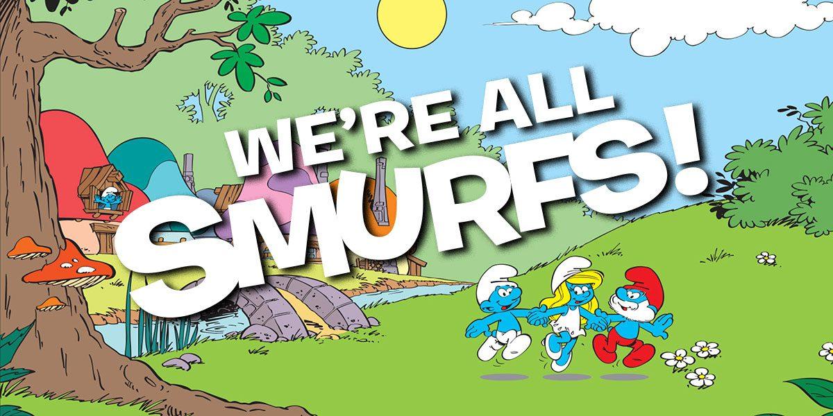Smurfs-BG